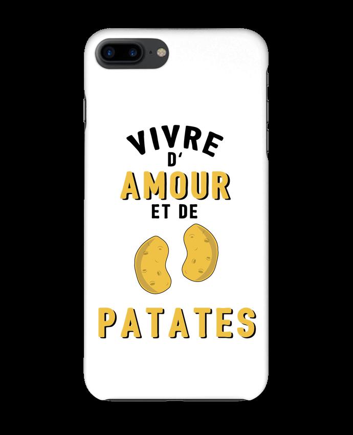 coque iphone 8 patate