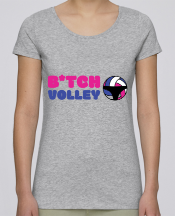 T-shirt Femme Stella Loves B*tch volley par tunetoo
