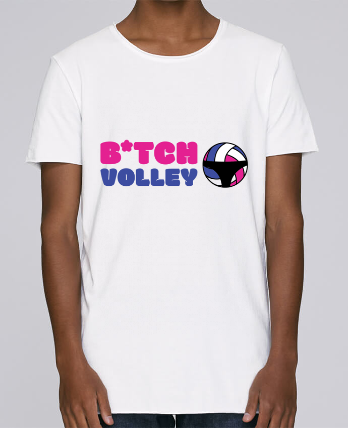 T-shirt Homme Oversized Stanley Skates B*tch volley par tunetoo
