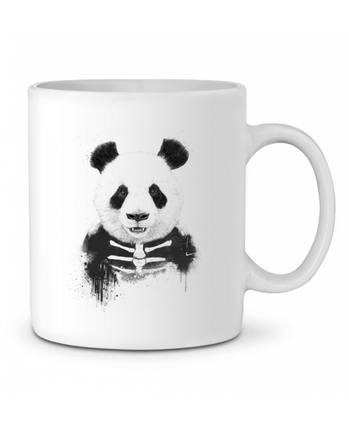 Mug en Céramique Zombie Panda par Balàzs Solti