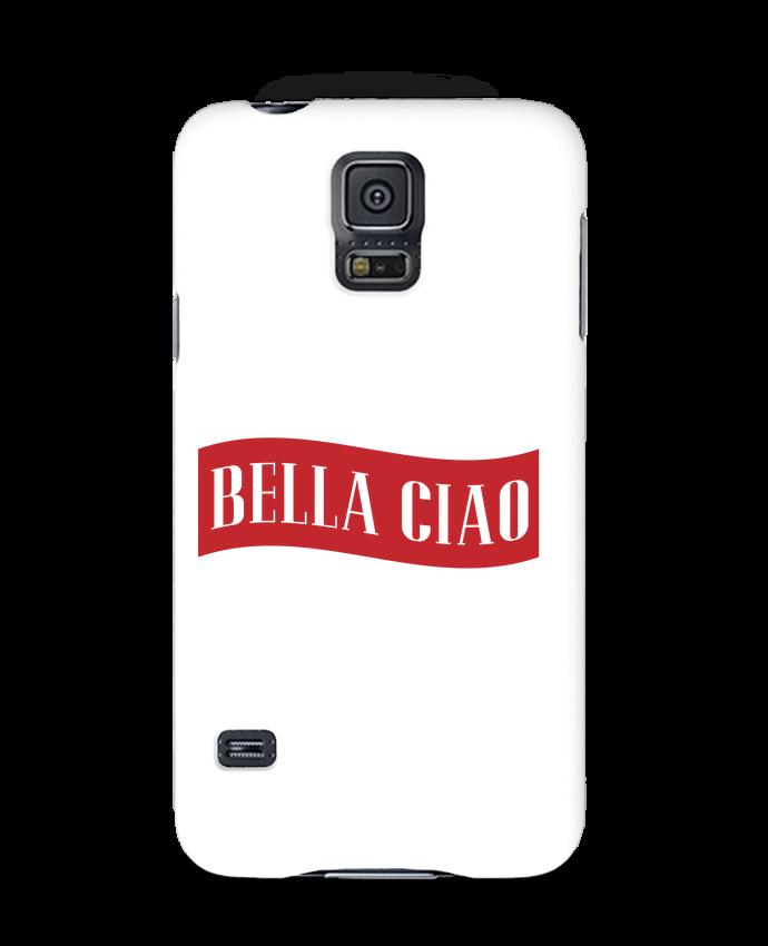 Coque 3D Samsung Galaxy S5 BELLA CIAO par tunetoo