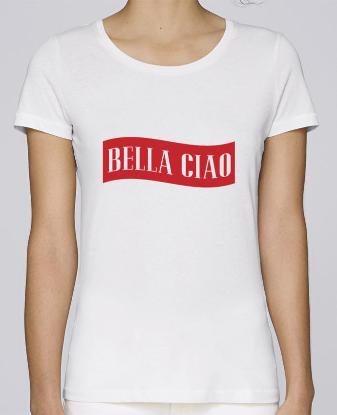 T-shirt Femme Stella Loves BELLA CIAO par tunetoo