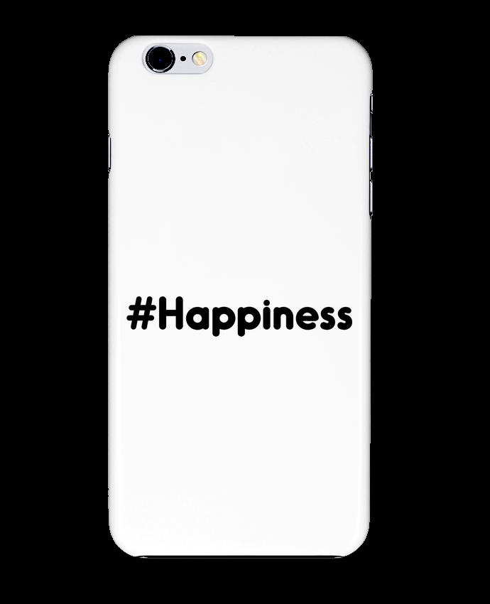 Coque 3D Iphone 6+ #Happiness de tunetoo