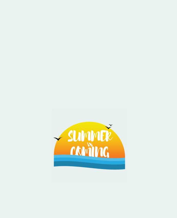 Sac en Toile Coton Summer is coming par tunetoo