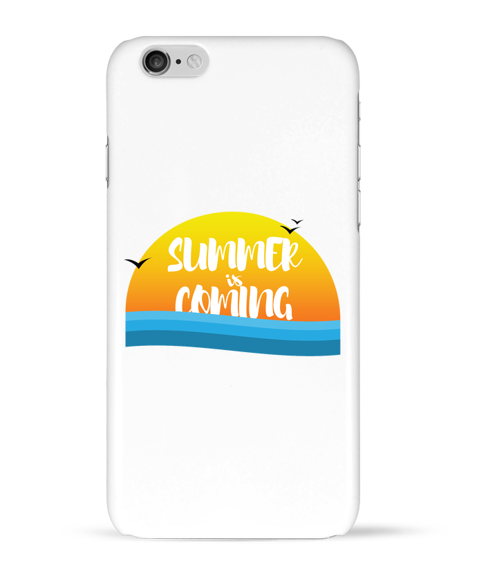 Coque 3D Iphone 6 Summer is coming par tunetoo
