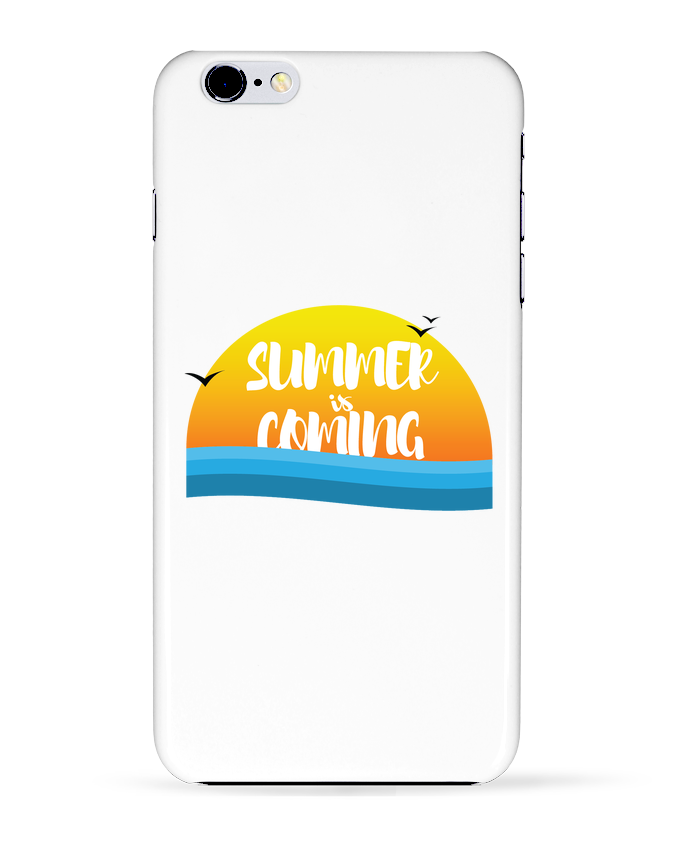 Coque 3D Iphone 6+ Summer is coming de tunetoo