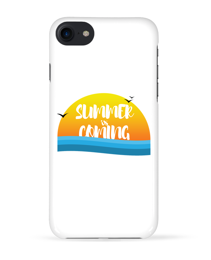 Coque 3D Iphone 7 Summer is coming de tunetoo