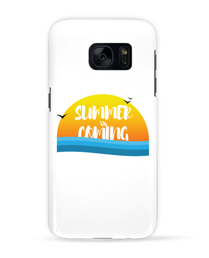 Coque 3D Samsung Galaxy S7 Summer is coming par tunetoo