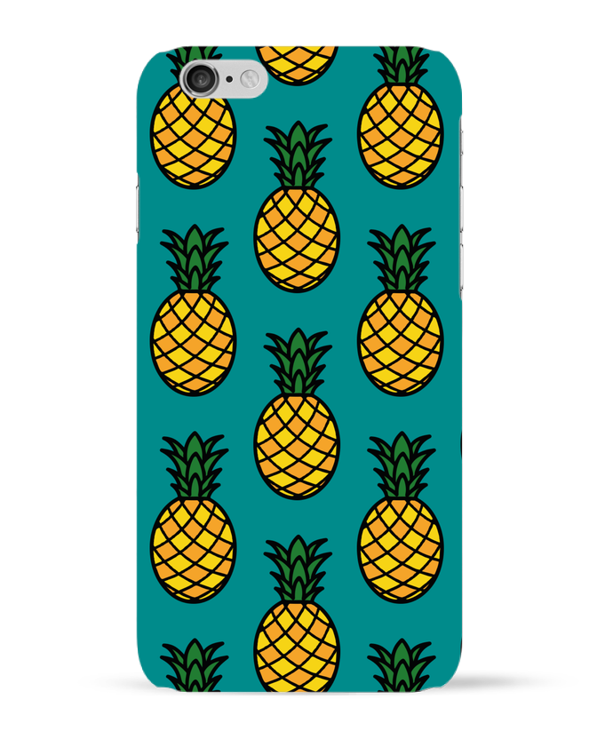 Coque 3D Iphone 6 Ananas orange par tunetoo
