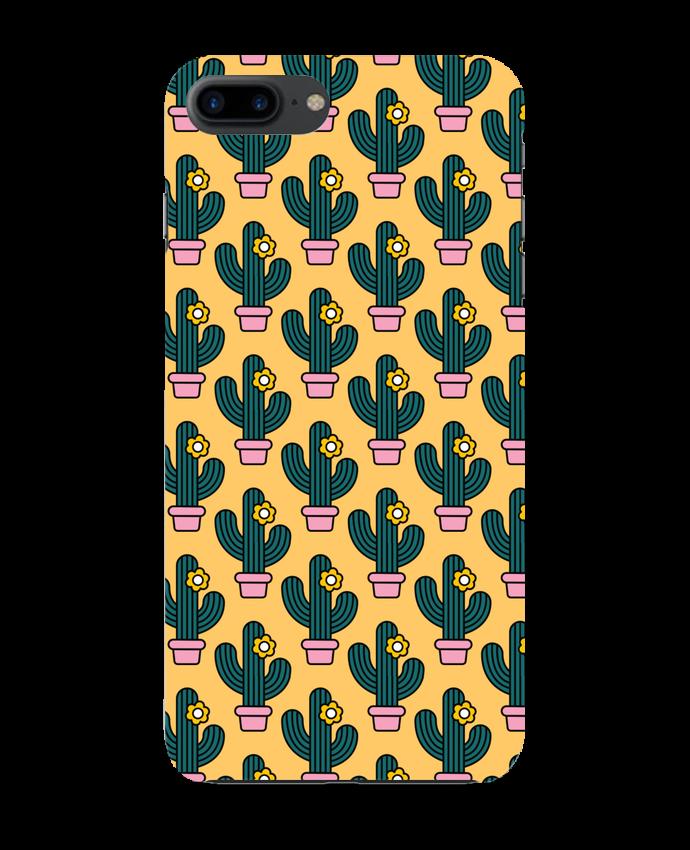 Coque 3D Iphone 7+ Cactus par tunetoo