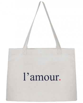 Sac Cabas Shopping Stanley Stella l'amour by Ruuud par Ruuud