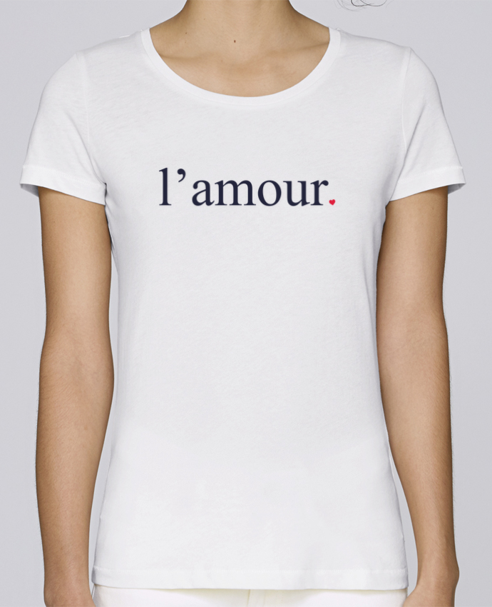 T-shirt Femme Stella Loves l'amour by Ruuud par Ruuud
