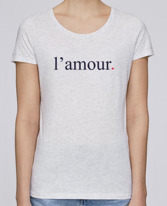 T-shirt Femme Stella Loves l'amour by Ruuud par Ruuud
