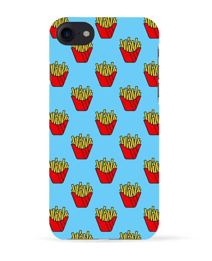 Coque 3D Iphone 7 Frites de tunetoo