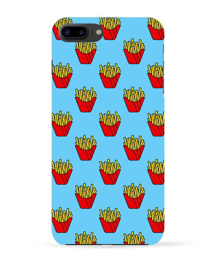 Coque 3D Iphone 7+ Frites par tunetoo