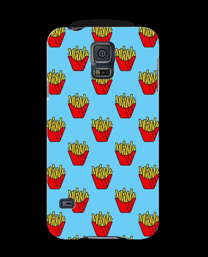 Coque 3D Samsung Galaxy S5 Frites par tunetoo