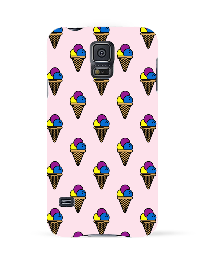 Coque 3D Samsung Galaxy S5 Ice cream par tunetoo