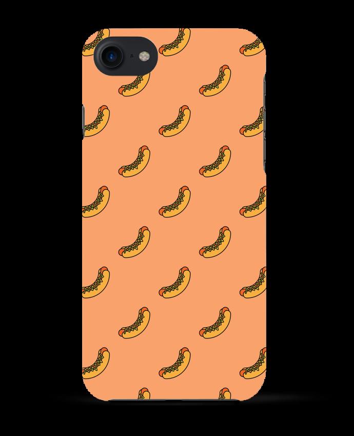 Coque 3D Iphone 7 Hot dog de tunetoo