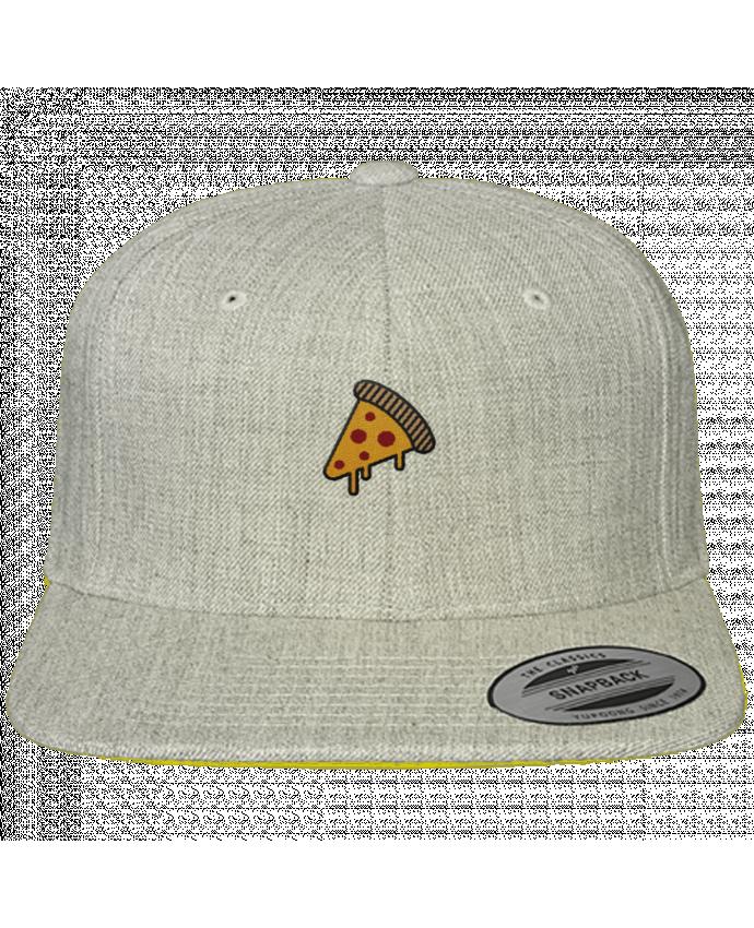 Casquette Snapback Classique Pizza slice par tunetoo