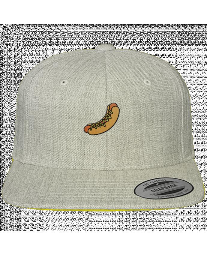Casquette Snapback Classique Hot dog par tunetoo