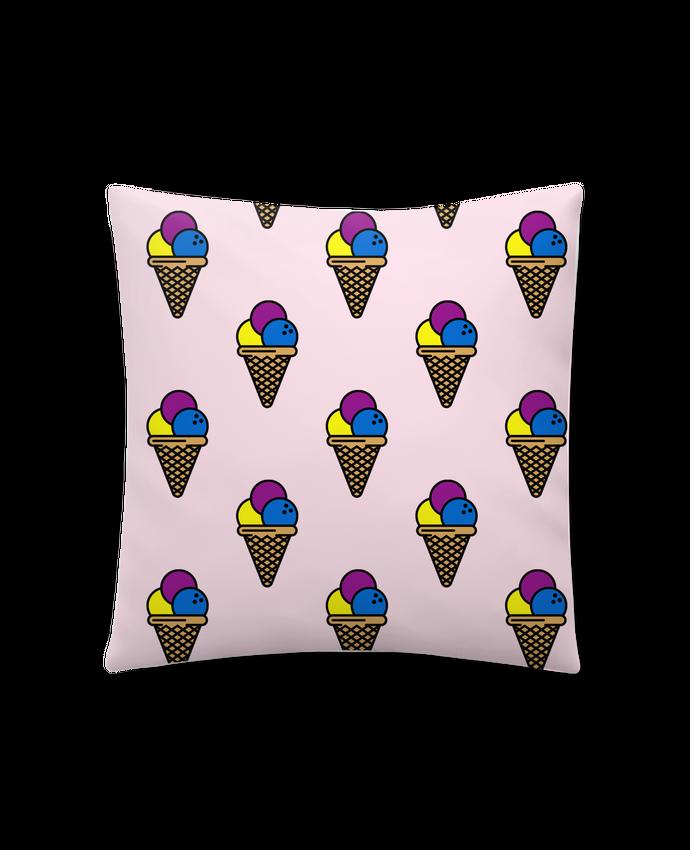 Coussin Synthétique Doux 41 x 41 cm Ice cream par tunetoo