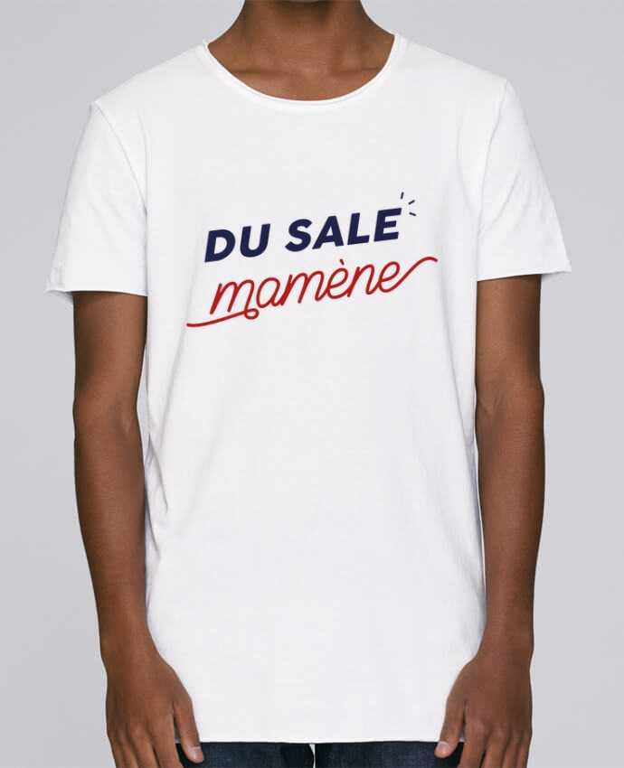 T-shirt Homme Oversized Stanley Skates du sale mamène by Ruuud par Ruuud