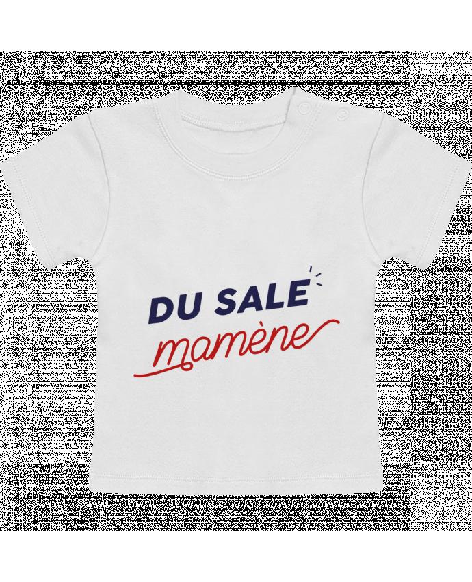 T-Shirt Bébé Manches Courtes du sale mamène by Ruuud manches courtes du designer Ruuud