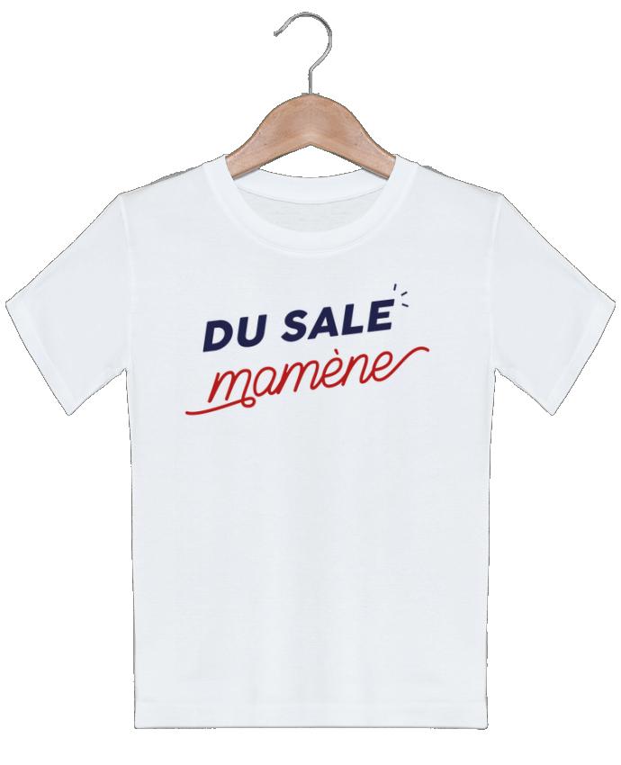 T-shirt garçon motif du sale mamène by Ruuud Ruuud