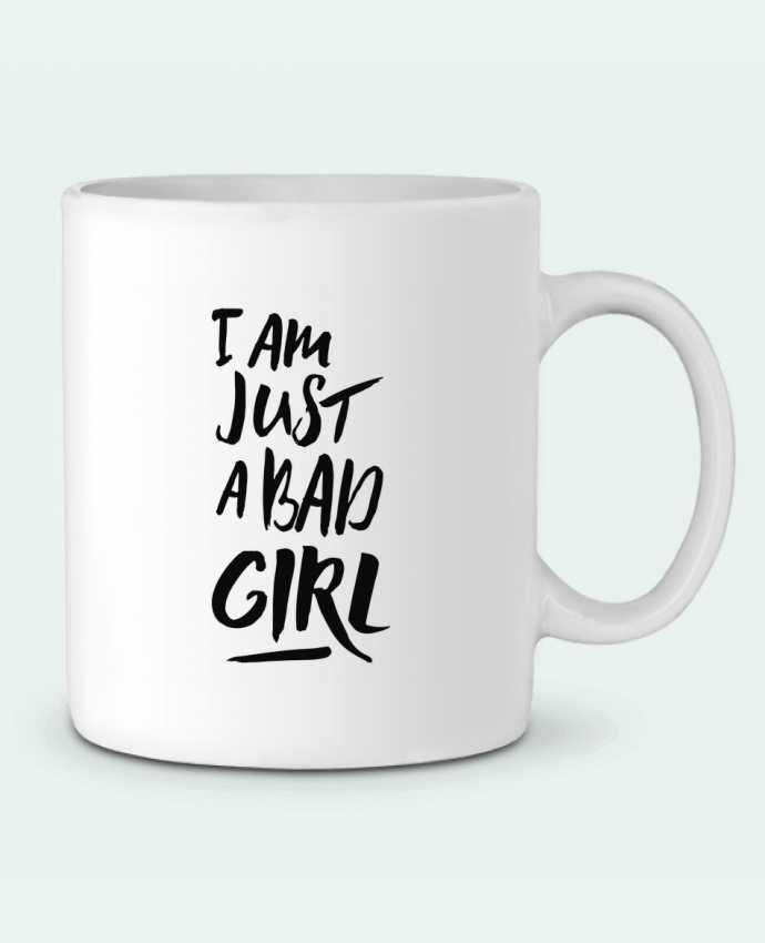 Mug en Céramique I am just a bad girl par tunetoo