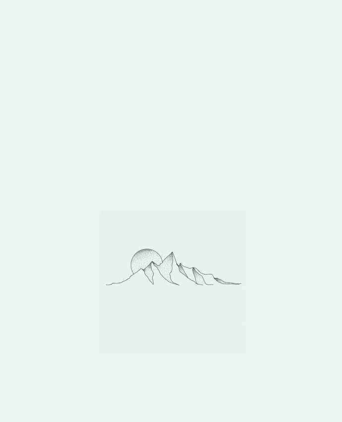 Sac en Toile Coton mountain draw par /wait-design