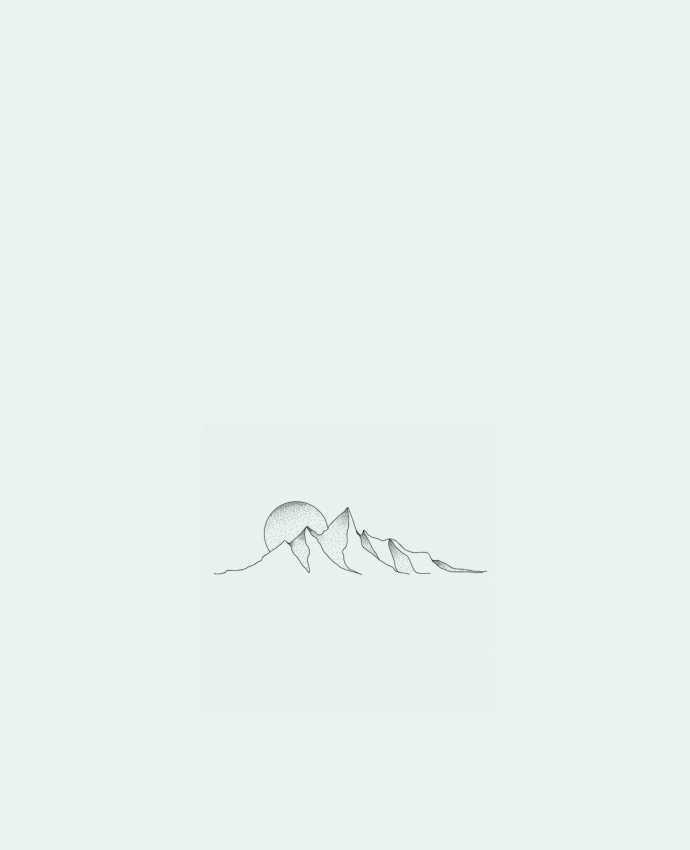 Sac en Toile Coton mountain draw par /wait-design