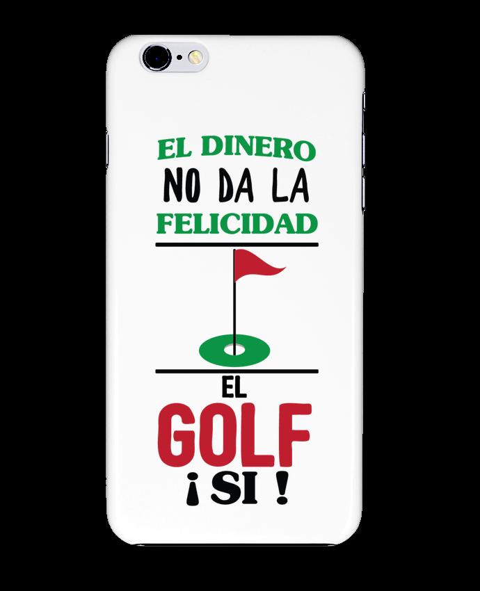 COQUE Iphone 6+ | El dinero no da la felicidad, el golf si ! de tunetoo