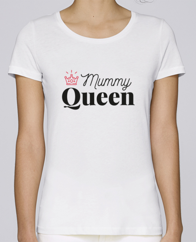 T-shirt Femme Stella Loves Mummy queen par arsen