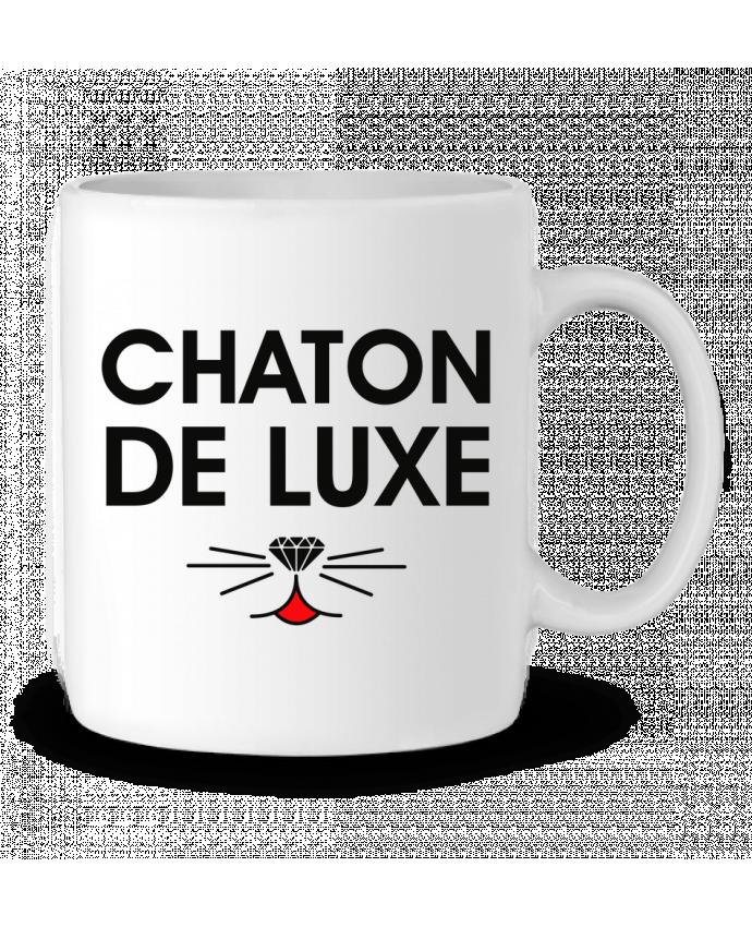 Mug en Céramique Chaton de luxe par tunetoo