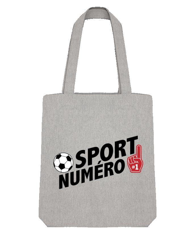 Tote Bag Stanley Stella Sport numéro 1 Football par tunetoo