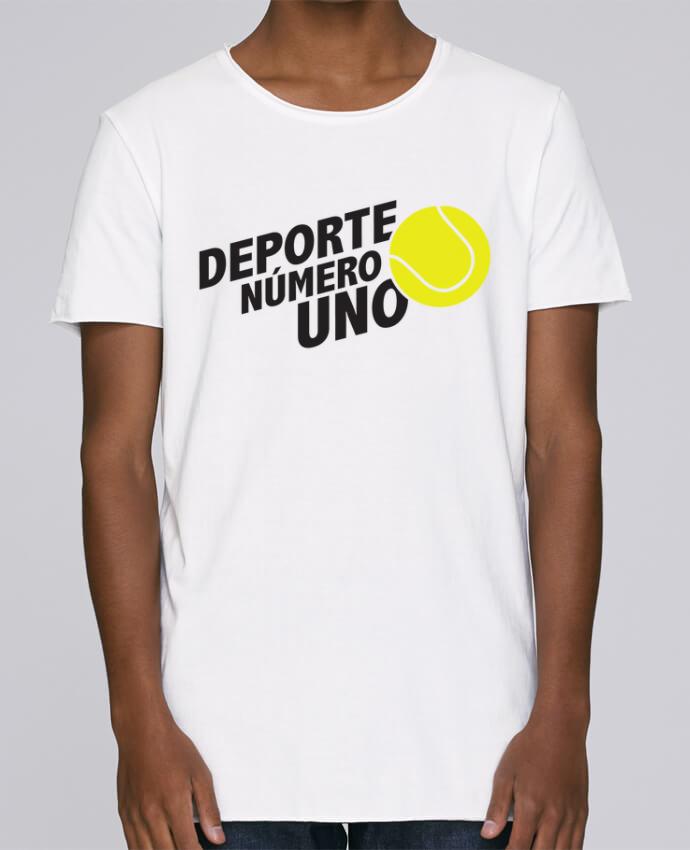 T-shirt Homme Oversized Stanley Skates Deporte Número Uno Tennis par tunetoo
