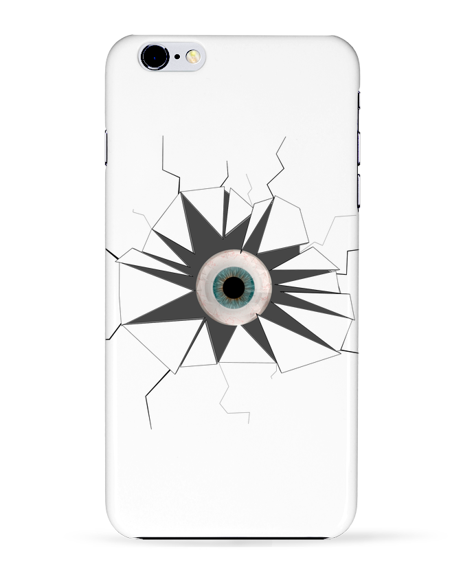 coque oeil iphone 6