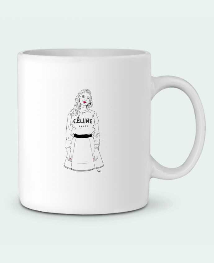 Mug en Céramique Printcess III par Studio Tix