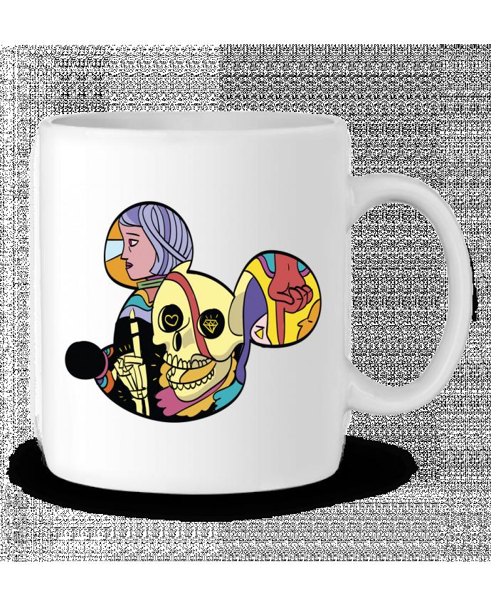Mug en Céramique wonderland par Arya Mularama