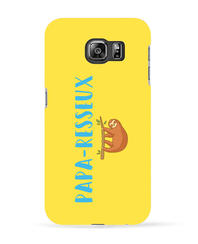 Coque 3D Samsung Galaxy S6 Papa-resseux - tunetoo