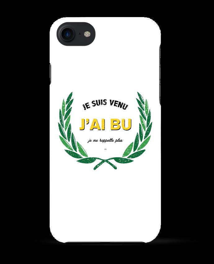 coque iphone 7 rhum