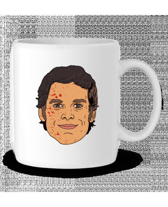 Mug en Céramique Dexter par Nick cocozza