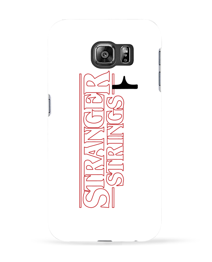 Coque 3D Samsung Galaxy S6 Stranger strings - tunetoo