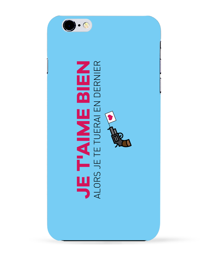 coque iphone 6 je t'aime