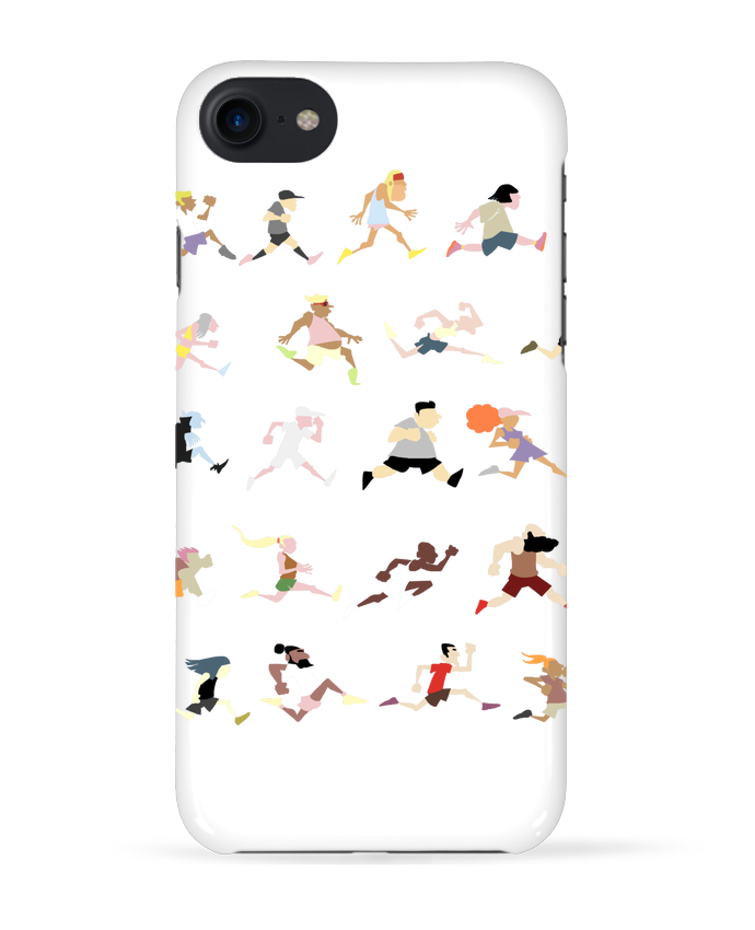 Coque 3D Iphone 7 Runners ! de Tomi Ax