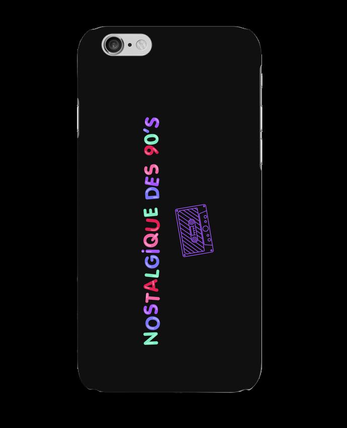 Coque 3D Iphone 6 Nostalgique 90s Cassette par tunetoo
