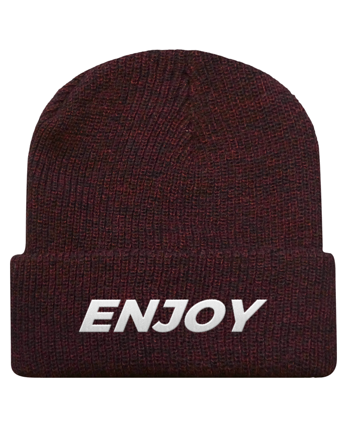 Bonnet Revers Beanie Héritage Enjoy par tunetoo