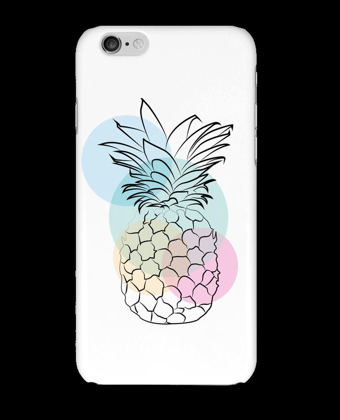 Coque 3D Iphone 6 Petit'anana par Nina