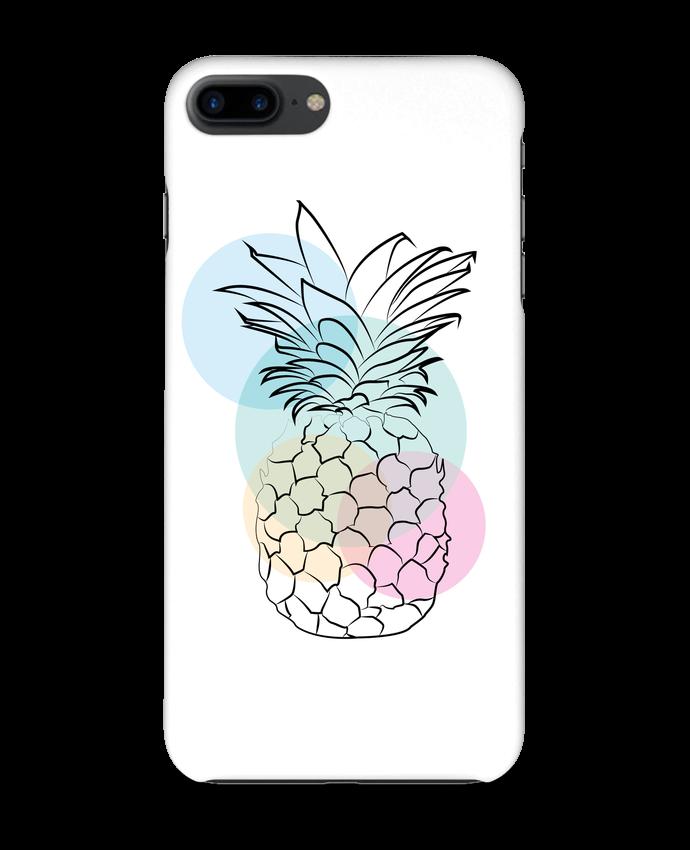 Coque 3D Iphone 7+ Petit'anana par Nina