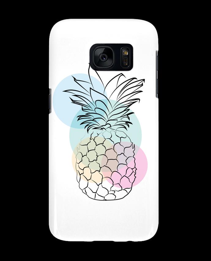 Coque 3D Samsung Galaxy S7 Petit'anana par Nina